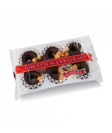 Torcetti al cioccolato - 200 g