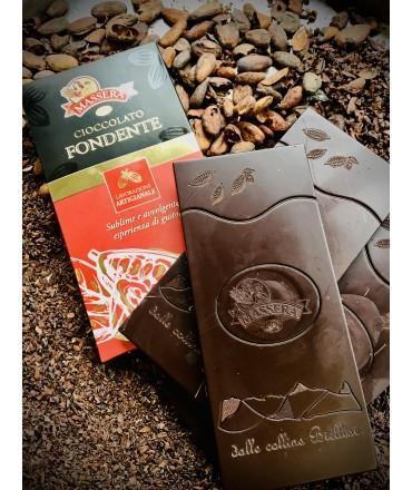 Tavoletta Cioccolato Fondente 60%