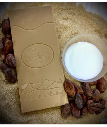 Tavoletta Cioccolato Caramello SALATO